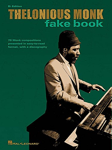 9780634039201: Thelonious Monk Fake Book