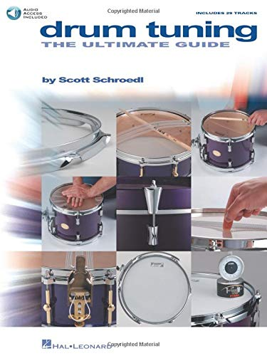 9780634039256: Drum Tuning: The Ultimate Guide