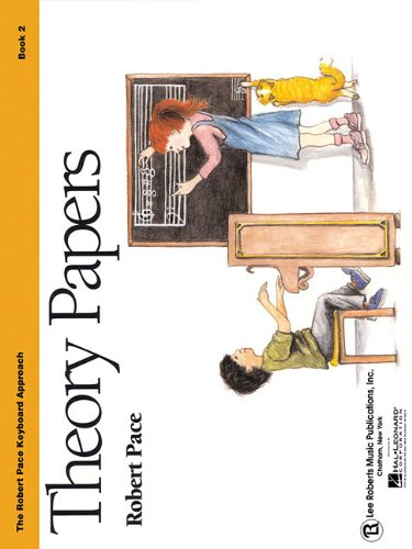 THEORY PAPERS BOOK 2 PIANO REVISED THE