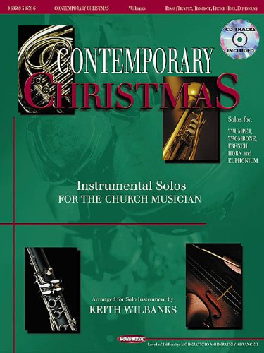 Contemporary Christmas Brass CD Package: Keith Wilbanks