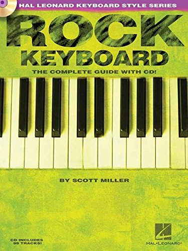 9780634039812: Rock Keyboard: Complete Guide