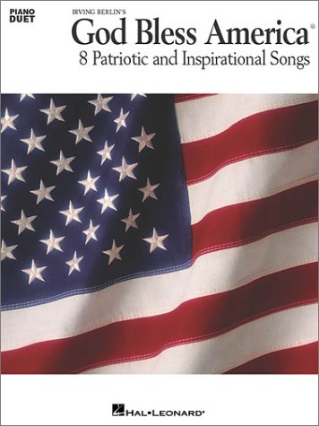 9780634040108: God Bless America and Other Inspirational Duets: Piano Duet