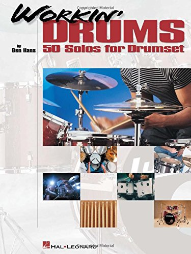 9780634040153: Workin' Drums: 50 Solos for Drumset