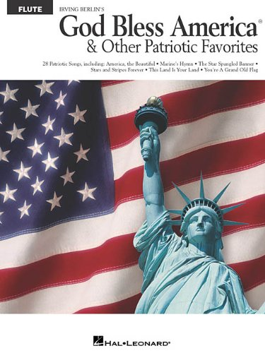 9780634040214: GOD BLESS AMERICA AND OTHER PATRIOTIC FAVORITES FLUTE