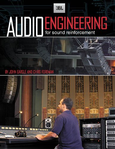 9780634040344: Jbl Audio Engineering for Sound Reinforcement