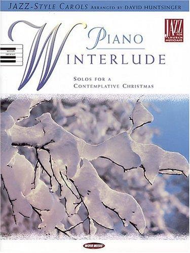 9780634040610: Piano Winterlude
