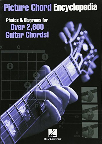 9780634041587: Picture Chord Encyclopedia: Photos & Diagrams for Over 2,600 Guitar Chords