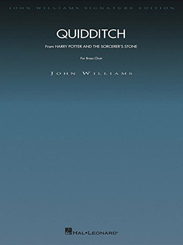 9780634041846: Quidditch (from Harry Potter and the Sorceror's Stone) John Williams [Paperba...