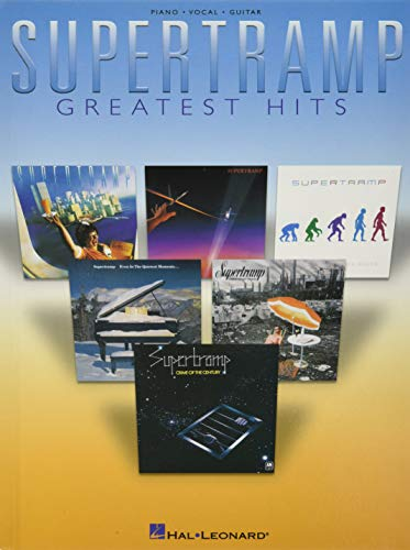 9780634041938: Supertramp greatest hits piano, voix, guitare