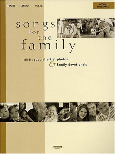 Songs for the Family: Hal Leonard Corp.
