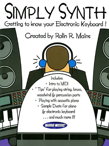 9780634043208: Simply Synth: Getting to Know Your Electronic Keyboard!