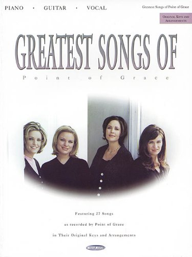 9780634043390: Greatest Songs of Point of Grace