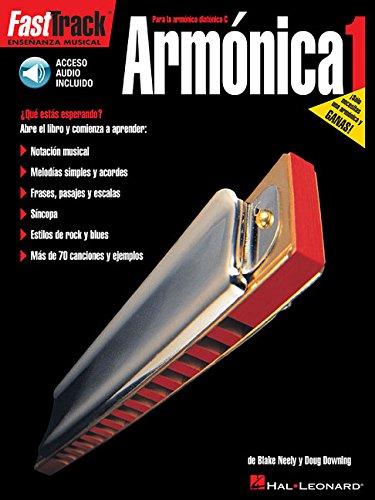9780634043598: Fast Track: 1: Armonica (Fast Track (Hal Leonard))
