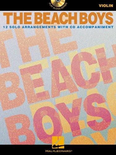 9780634043789: THE BEACH BOYS VIOLIN BK/CD