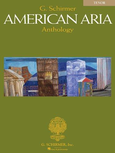 9780634044779: G. Schirmer American Aria Anthology: Tenor