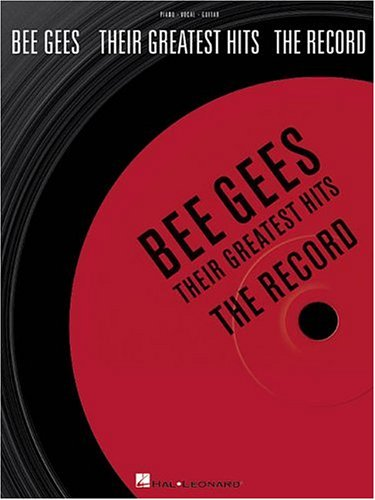 9780634044861: Title: Bee Gees Their Greatest Hits The Record