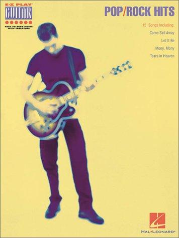 9780634044915: Pop/Rock Hits (E-Z Play Guitar)