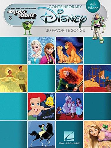9780634045189: Contemporary Disney: E-Z Play Today Volume 3 (book 3)