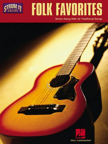 9780634045196: Strum it Guitar: Folk Favourites