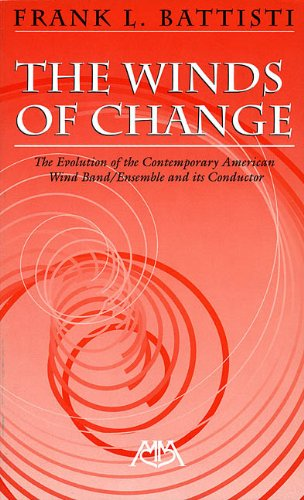 9780634045226: The Winds of Change: The Evolution of the Contemporary American Wind Band/Ensemble and Its Conductor