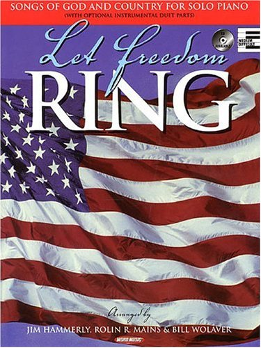 9780634045257: Let Freedom Ring: Piano Solo