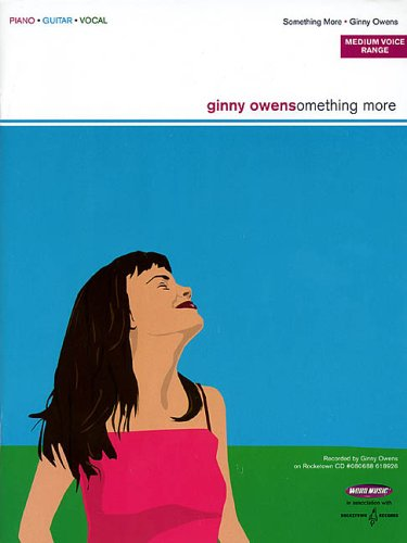 9780634045332: Ginny Owens - Something More