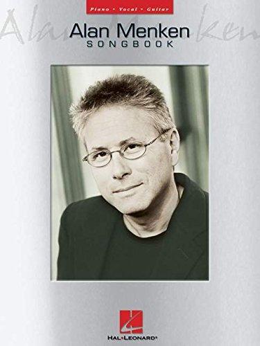 9780634045400: Alan Menken Songbook (Piano Vocal Guitar)