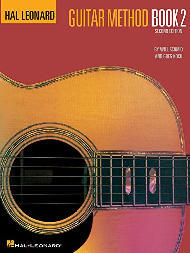 9780634045530: Hal Leonard Guitar Method: Book 2