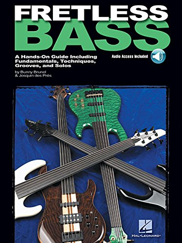 9780634045783: Fretless Bass: A Hands-On Guide Including Fundamentals, Techniques, Grooves and Solos (Bass Instruction)