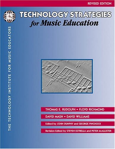 9780634045929: Technology Strategies for Music Education