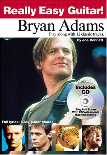 Bryan Adams - Really Easy Guitar!: Adams, Bryan