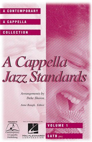 9780634046162: A Cappella Jazz Standards (Collection)