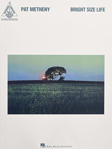 9780634046445: Pat Metheny - Bright Size Life