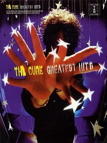 9780634046674: THE CURE-GREATEST HITS