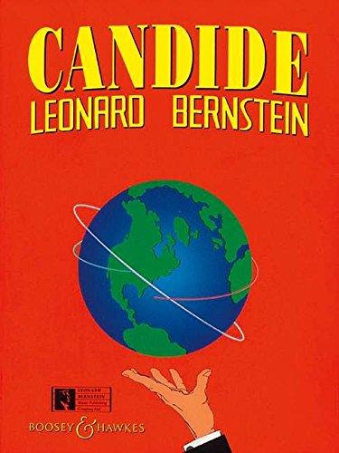 9780634046766: Candide: Scottish Opera Version Vocal Score
