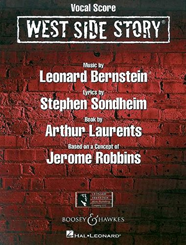 9780634046780: West Side Story (Vocal Score)