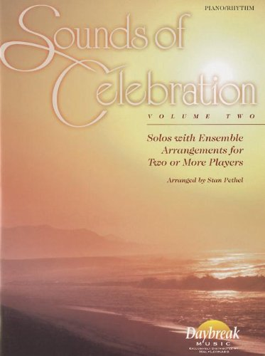 9780634046926: Sounds of Celebration - Volume 2 Solos with Ensemble Arrangements for Two or More Players