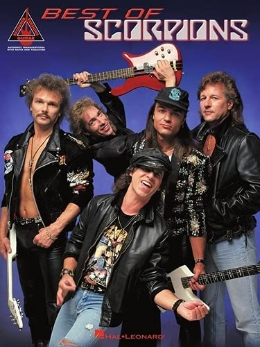 9780634046940: Best of Scorpions (Guitar Recorded Versions)