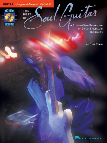 9780634046988: The Best of Soul Guitar: A Step-by-Step Breakdown of Guitar Styles and Techniques