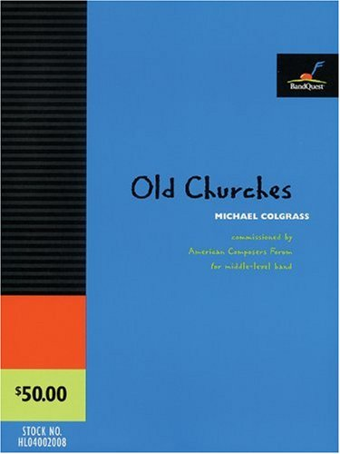 9780634047190: Old Churches