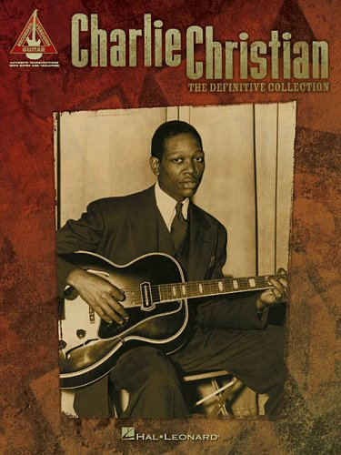 9780634047329: Charlie Christian - The Definitive Collection (Guitar Recorded Version Tab)