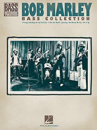 9780634047374: Bob Marley Bass Collection