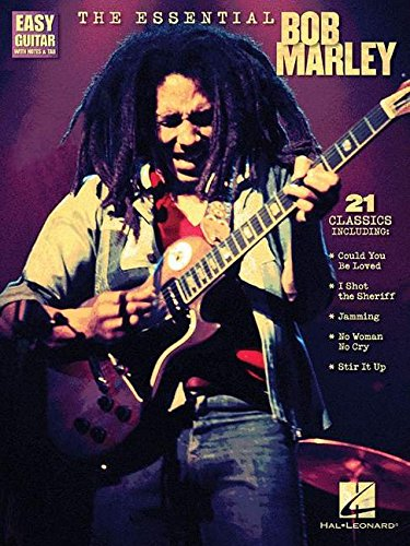 9780634047398: The Essential Bob Marley (Easy Guitar with Notes & Tab)
