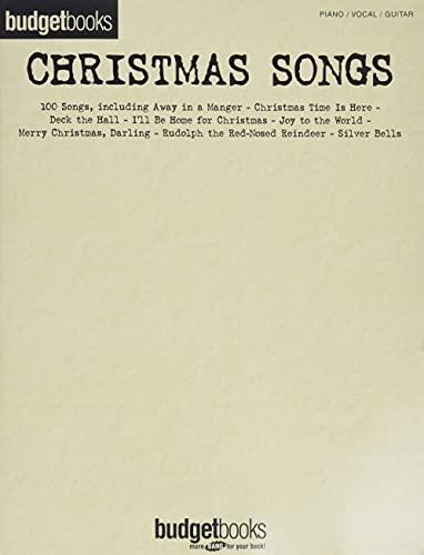 9780634047435: Christmas Songs: Budget Books