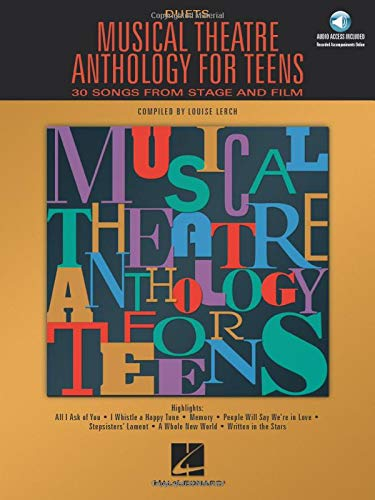 9780634047657: Musical Theatre Anthology for Teens: Duets (Vocal Collection)