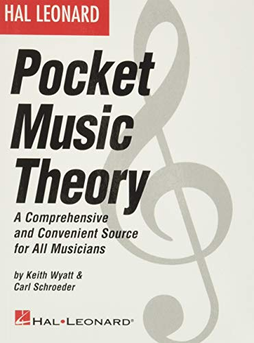 9780634047718: Hal Leonard Pocket Music Theory: A Comprehensive and Convenient Source for All Musicians