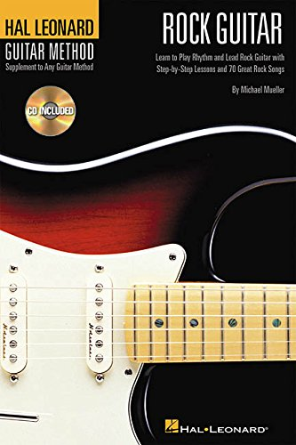 9780634047725: Hal Leonard Guitar Method Rock Guitar