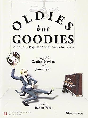Oldies But Goodies: American Popular Songs for: Geoffrey Haydon, James