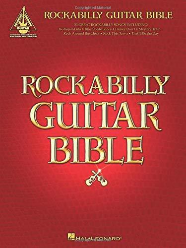 9780634048197: Rockabilly Guitar Bible: 31 Great Rockabilly Songs (Guitar Recorded Versions)