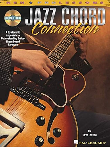 9780634048227: JAZZ CHORD CONNECTION BK/CD REH PRO LESSONS SERIES